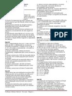 Cadernos de Provas - Legislação Específica