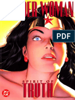 Wonder Woman Spirit of Truth