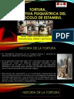 Tortura,Perspectiva Psiquiatrica Del Protocolo de Estambul.finaL