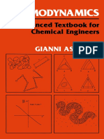 Gianni Astarita Auth. Thermodynamics an Advanced Textbook for Chemical Engineers