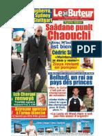 LE BUTEUR PDF du 22/07/2010