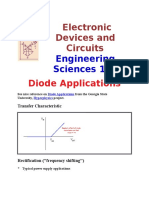 Diodes Applications