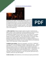 Presencia Escénica 10 Consejos Para Directores de Alabanza