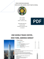Proses Konstruksi One World Trade Center
