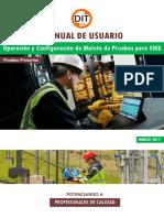 SILABO - Operación y Configuración de Maleta de Pruebas Para SSEE