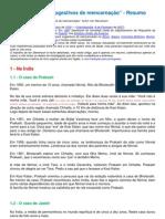 Vinte casos sugestivos reencarnação _ resumo