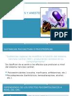 Psicotrópicos y Anestesia