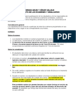 634reglamento Sobre Evaluaciones Aplicadas en Los Ciclos Académicos