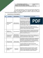 PC-EF-02 Manejo de Historias Clínicas