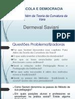 1. Resumo Do Livro de Saviani
