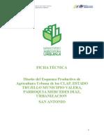 Estructura Del Esquema Productivo Au-clap 07-07-16. San Antonio%2c Mercedez Diaz