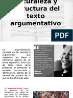 Argumentación- Fundamento y Estructura