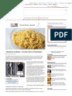 7 Benefícios Da Quinoa - Para Que Serve e Propriedades