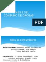 Sociogenesis Del Consumo de Drogas