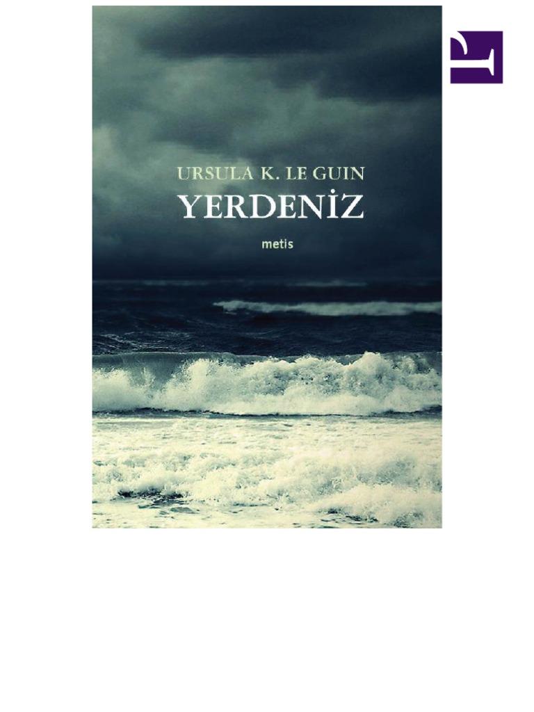 Ursula K Le Guin Yerdeniz