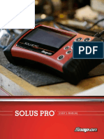 Snap-on Solus Pro Users Manual
