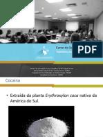 Cocaína e Crack tratamento MEDICO de desintoxicacao