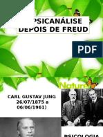 A Psicanálise Depois de Freud