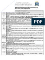 Calendário Academico Reformulado 2017.1 e 2017.2 Com Retificacoes