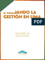 Reporte Movilidad 2013