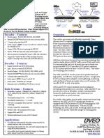 DOZER ++ ARQ-Link ++  HD-IP-Datasheet