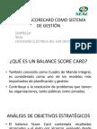 Exposicion Score Card