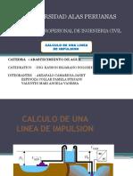 Linea de Impulsion (Grupo i)