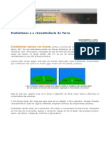 Eratóstenes e a Circunferência Da Terra _ Astronomia No Zênite