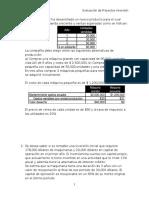 Guía de Estudio de Evaluación de Proyectos 1