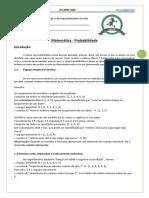 Matemática - Probabilidade 1