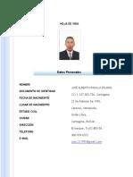 Hoja de Vida José Padilla 2017 Web