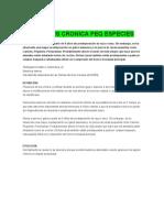 Bronquitis Cronica Peq Especies
