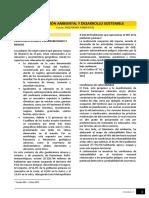 Lectura - Contaminación Ambiental y Desarrollo Sostenible_INGAMM3