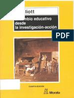El Cambio Educativo desde la Investigacion-Accion.Elliott.pdf