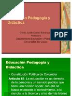 51091322 2005-02-07 Educacion Pedagogia Didactica