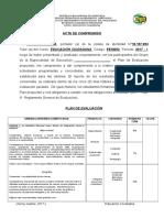 ACTA de COMPROMISOeducaciónciudadana