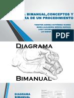 Diagrama Bimanual,Conceptos y Estructura de Un Proceso