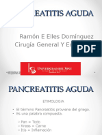 Pancreatitis Aguda REED
