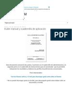 Manual y Aplicación Kuder