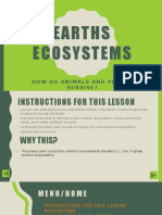 ecosystems 303 larissa dodd