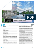 Manual de Muestreo de Aguas