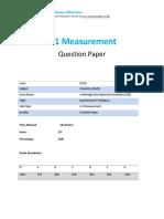 2.1 Measurement Qp