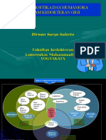 Peran Bioetika Dalam kedokteran gigi