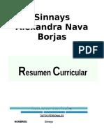 Curriculum Sinnays