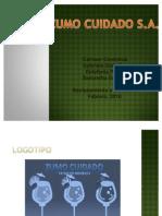 presentacion business plan ZUMO CUIDADO A.C.