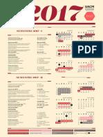 Calendar i o Escola r 2017