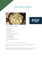 Almejas a La Parmesana