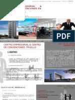 Centro Empresaria y Centro de Convenciones