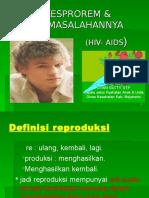 Kesprorem & Hiv Aids