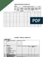 Format Log-book Dan Neraca LB3